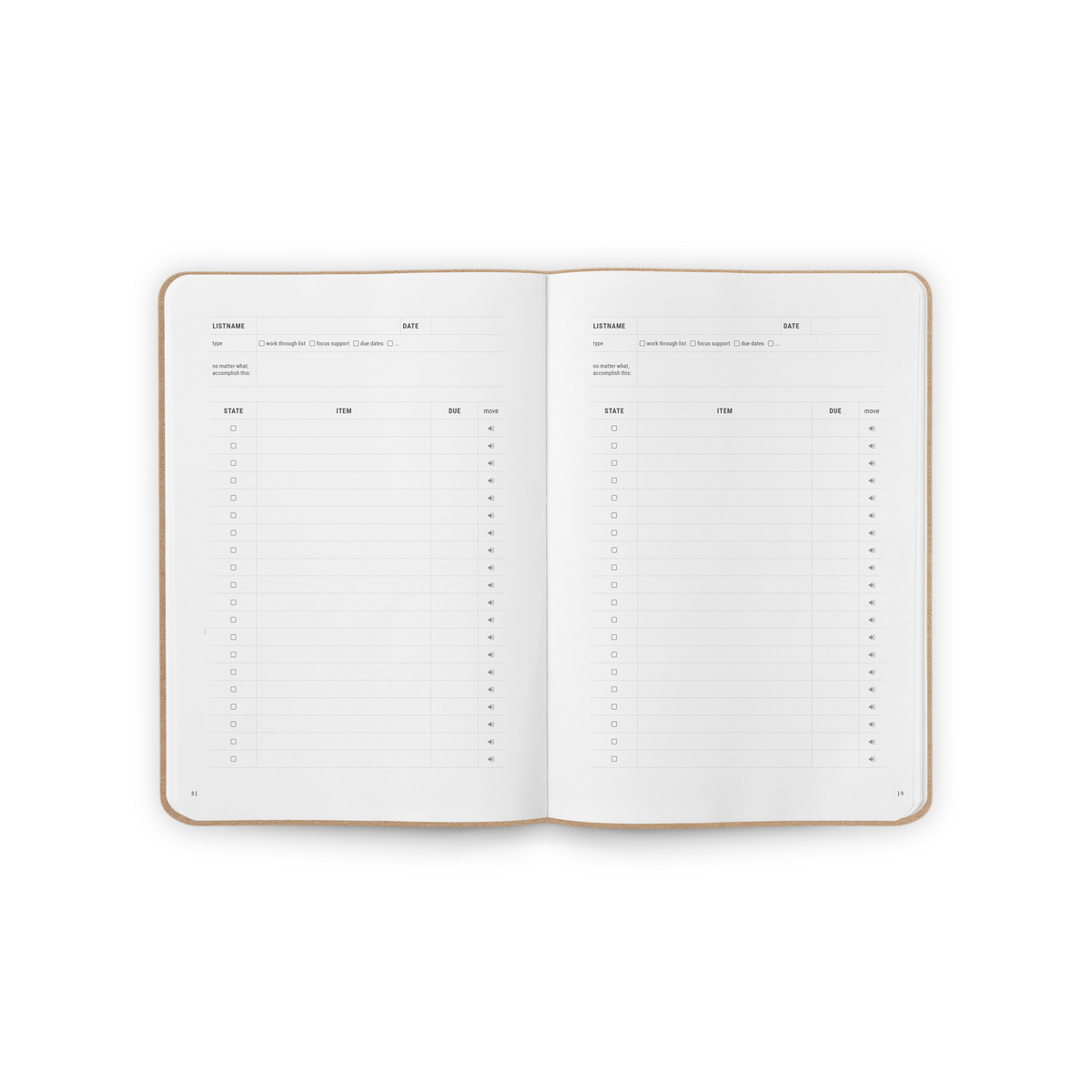 B-105_Bulletjournal-Notebook_Journal_Notebook_Spread