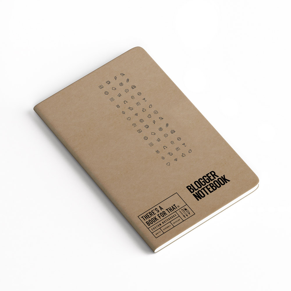 B-107_Blogger-Stationery_Notebook_Cover
