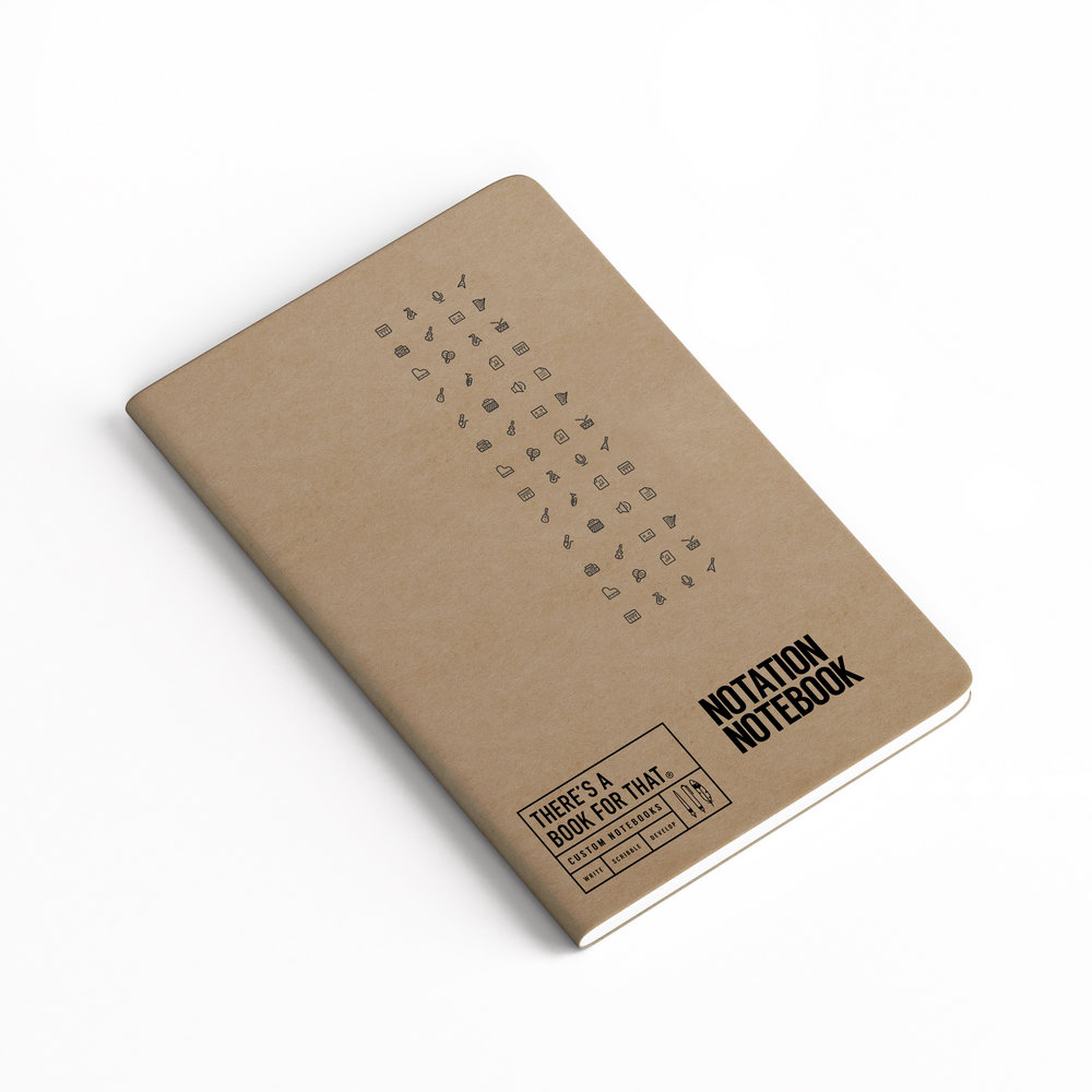 B-110_Notation Notebook_Cover