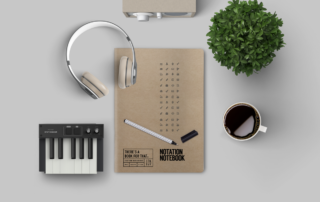 B-110_Notation Notebook_Lifestyle