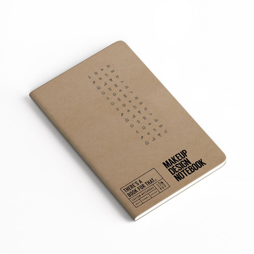 B-111_Makeup-Design-Notebook_Cover