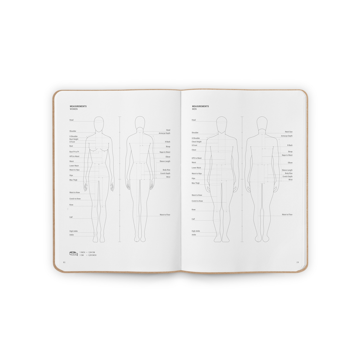 B-112_Fashion_Design-Notebook_Stationery_Spread1