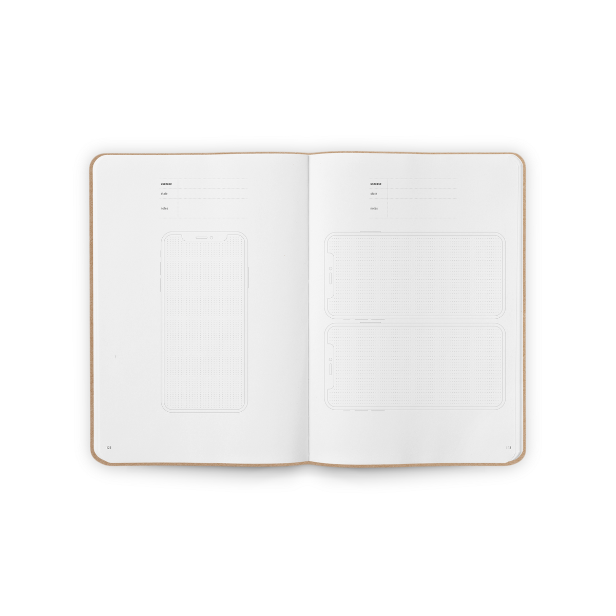 B-115_App-Mockup-Notebook_Stationery_Spread2