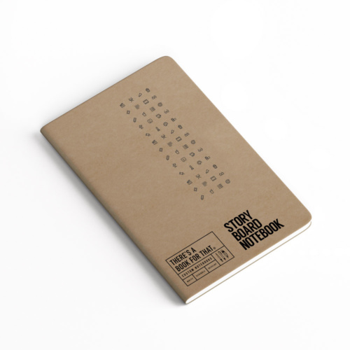 B-117_Storyboard Notebook_Cover