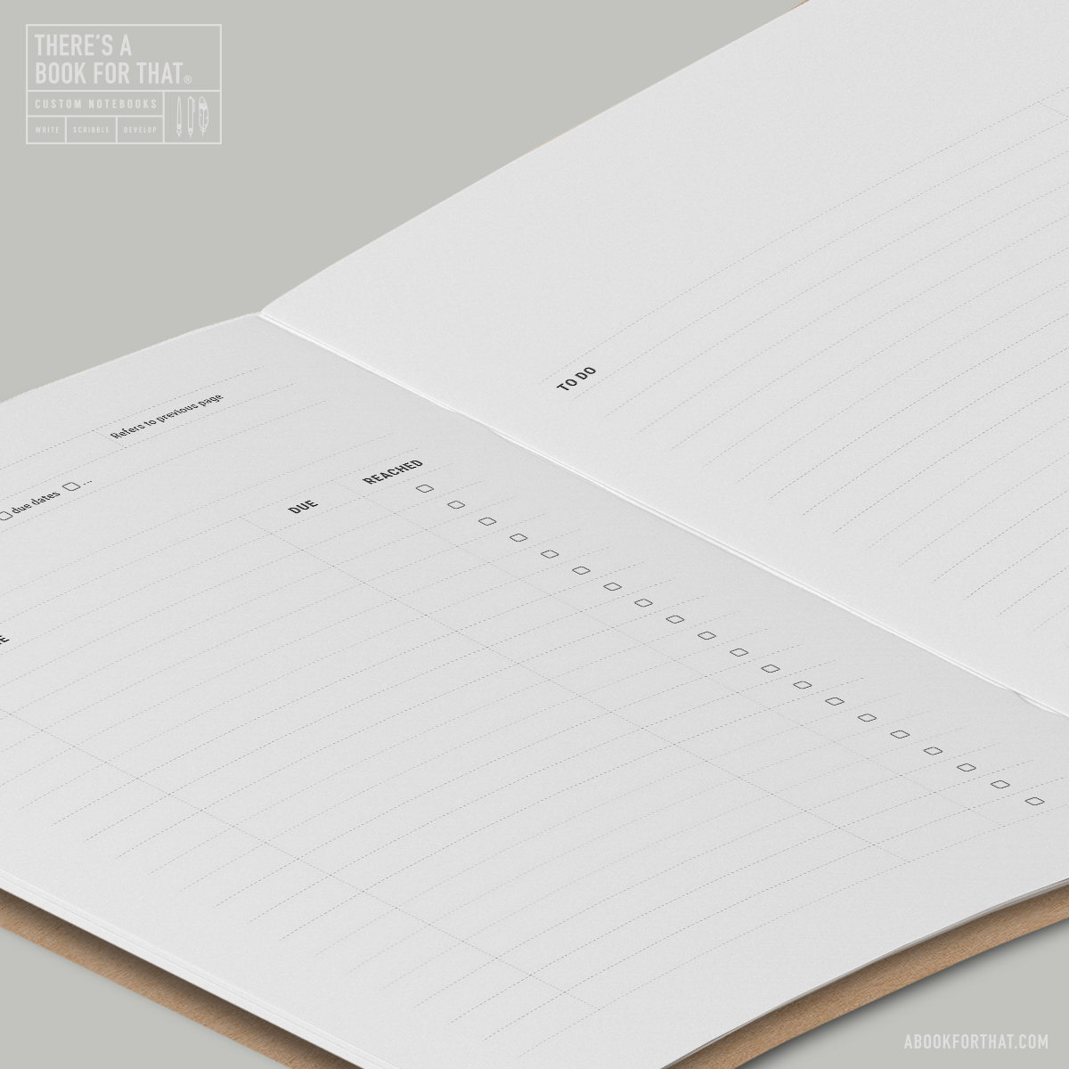 B-118_Projectmanagement_Stationery_Notebook_Details2