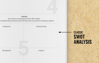 B-118_Projectmanagement-Notebook_Stationery-Swot-Analysis