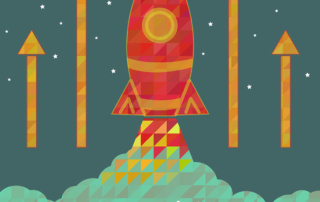 project-management-triangle-projectmanagement-notebook-illustrated-rocket-starts-up